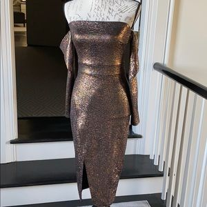 Shiny dress by love culture ✨🤩